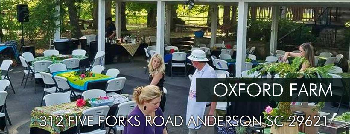 Oxford Farm 312 Five Forks Road, Anderson SC 29621
